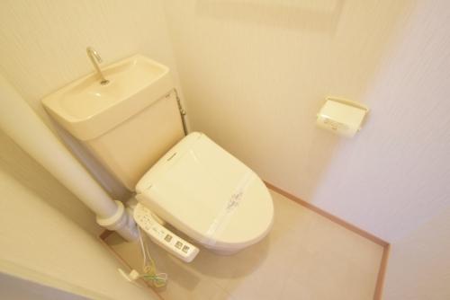 コーポラス国分 / 305号室トイレ