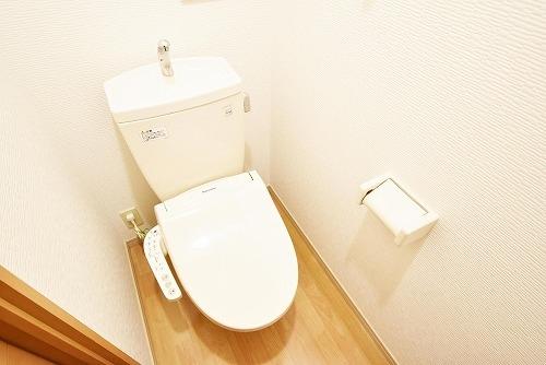 ソフィアⅡ / 201号室トイレ