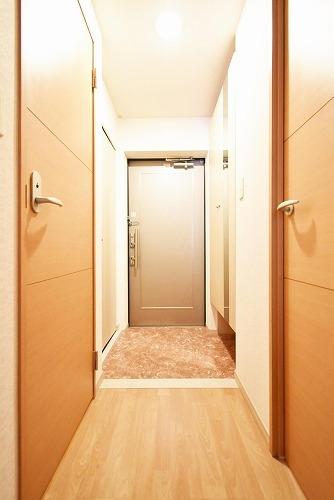 ソフィアⅡ / 201号室玄関