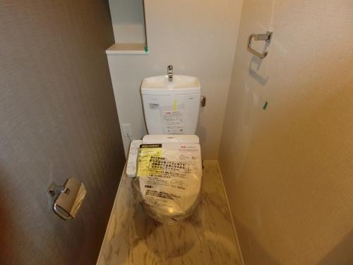 ラ・フェリーチェ室見 / 202号室トイレ