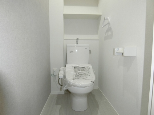 Elegance Ace / 103号室トイレ