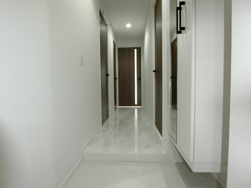 Elegance Ace / 103号室玄関